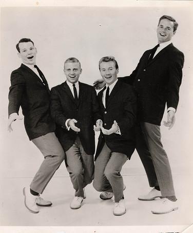 Four Preps White Bucks 1959