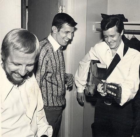 Bruce, Leonard, and David