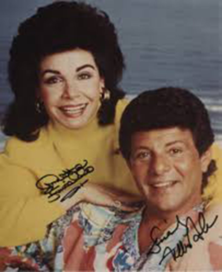 Annette Funicello - Frankie Avalon