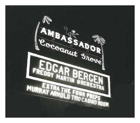 Bergen Marquis - Cocoanut Grove