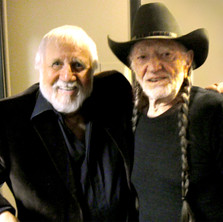 Bruce and Willie Nelson