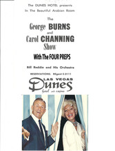 With Burns & Channing  Vegas 1962.jpg