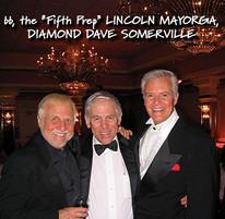 "bb, the ""Fifth Prep"" LINCOLN MAYORGA, DIAMOND DAVE SOMERVILLE"