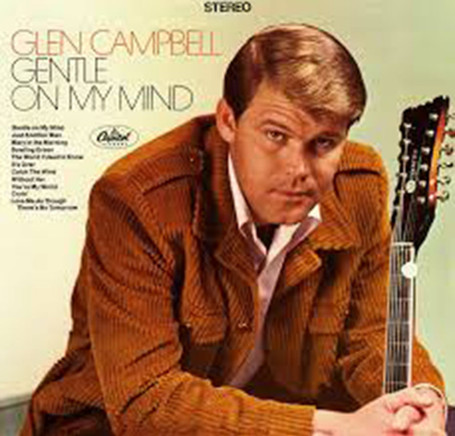 Glen Campbell - Gentle On My Mind