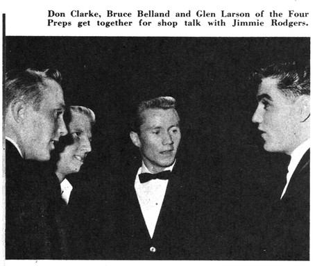 Jimmie Rodgers, Bruce and Glen