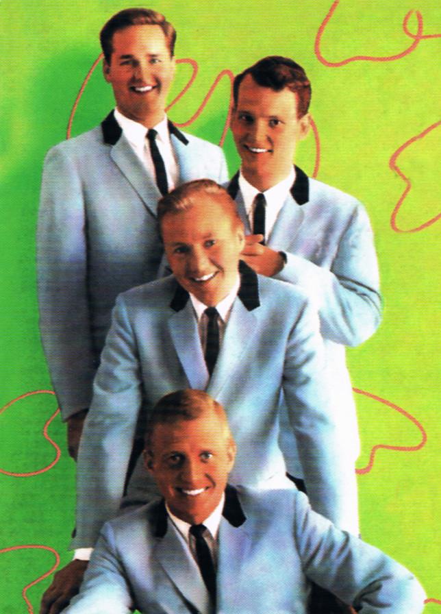 Four Preps Blue Jackets 1961