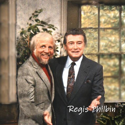 Regis and Bruce