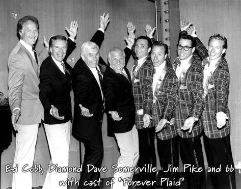 Ed Cobb, Diamond Dave Somerville, Jim Pi
