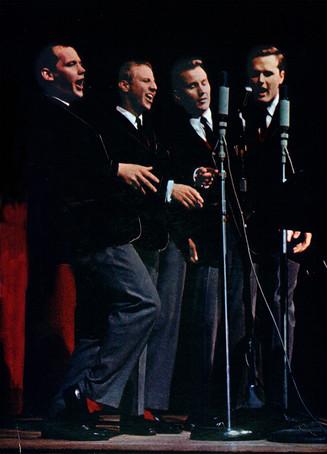 Four Preps On Campus 1962