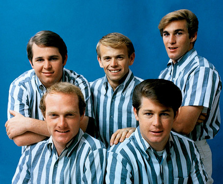 Beach Boys - Striped Shirts