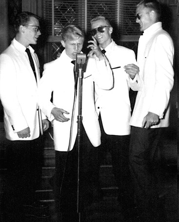 Young Four Preps, Hollywood High 1956