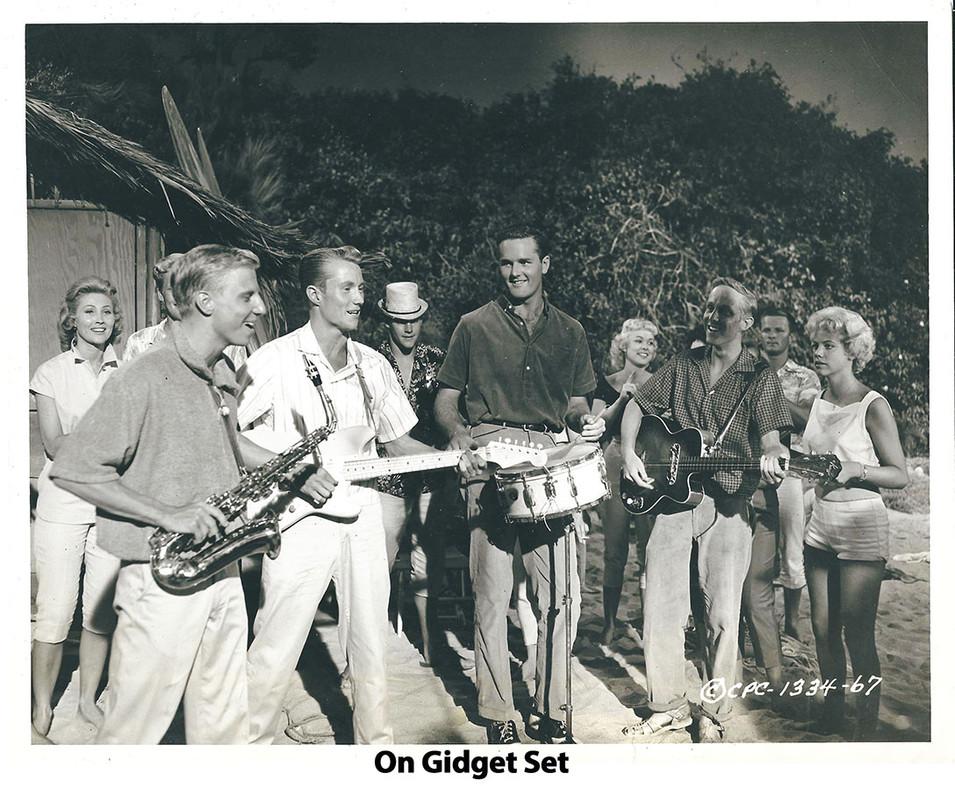 Four Preps on Gidget Set