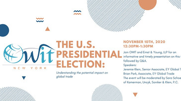 The U.S. Presidential Election: Understanding the Potential Impact on Global Trade