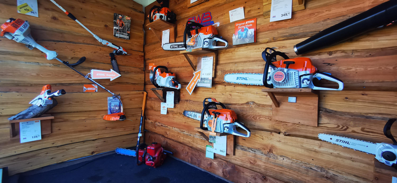 Wall EWB Showroom