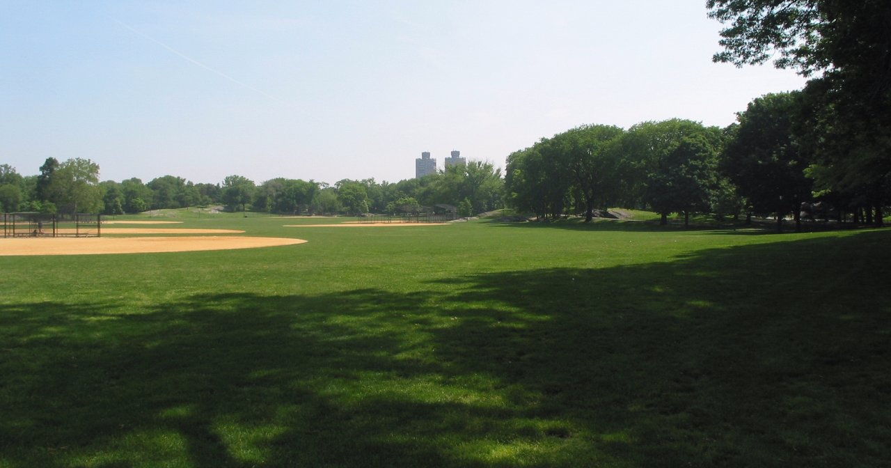 Central Park North Meadow