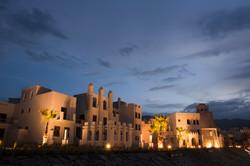 Sifah Seaside Resort, Oman