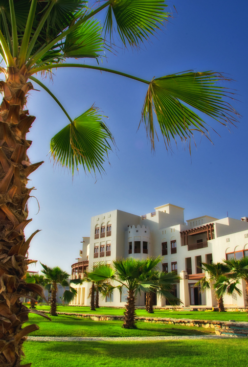 Sifah Seaside Resort, Oman