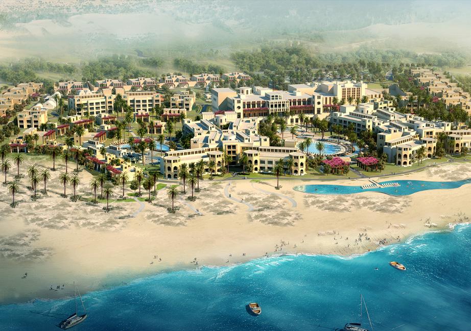 Missoni Hotel, Sifah, Oman