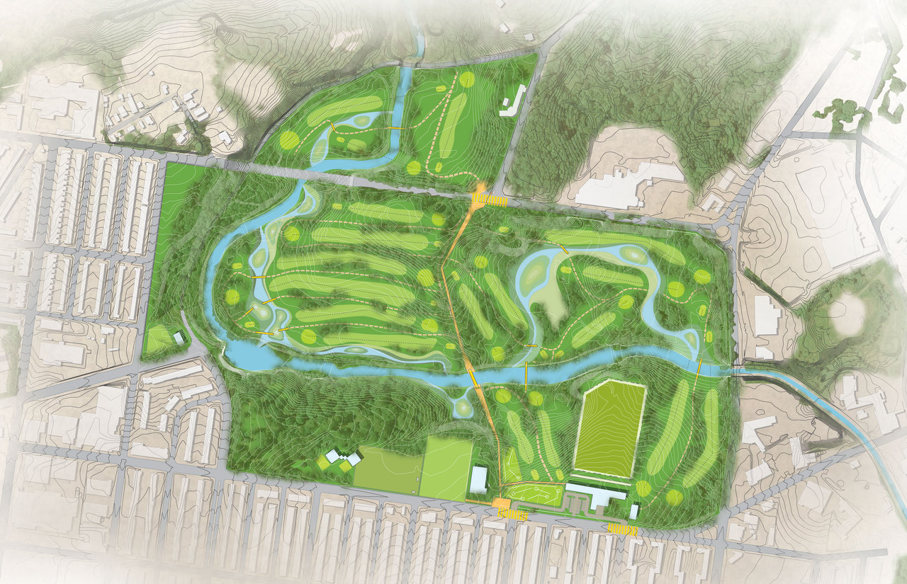 Juniata Golf Course & Park Study