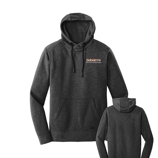 Doherty's Tri-Blend Fleece Men's Pullover Hoodie