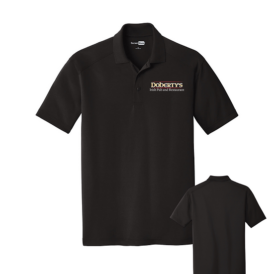 Doherty's Lightweight Men's Tall Polo