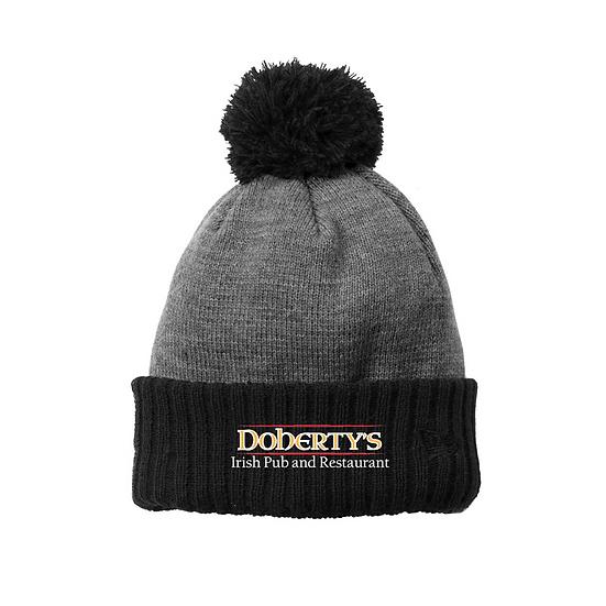 Doherty's Cuffed Beanie/Toboggan