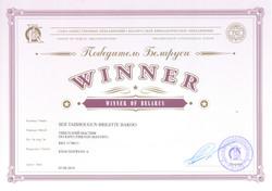 Бриджита-Беларусь Winner