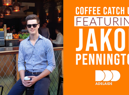 Coffee Catch Ups: Jakob Pennington