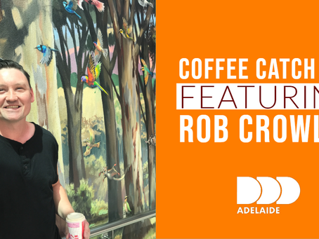 Coffee Catch Ups: Rob Crowley