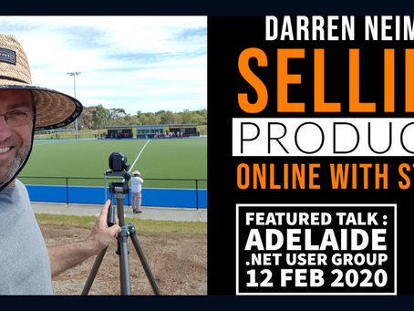 INTERVIEW WITH DARREN NEIMKE : FEATURED PRESENTER at ADNUG, 12 FEBRUARY 2020