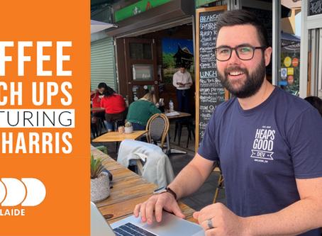 Coffee Catch Ups: Dan Harris