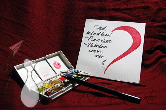 Biglietto San Valentino