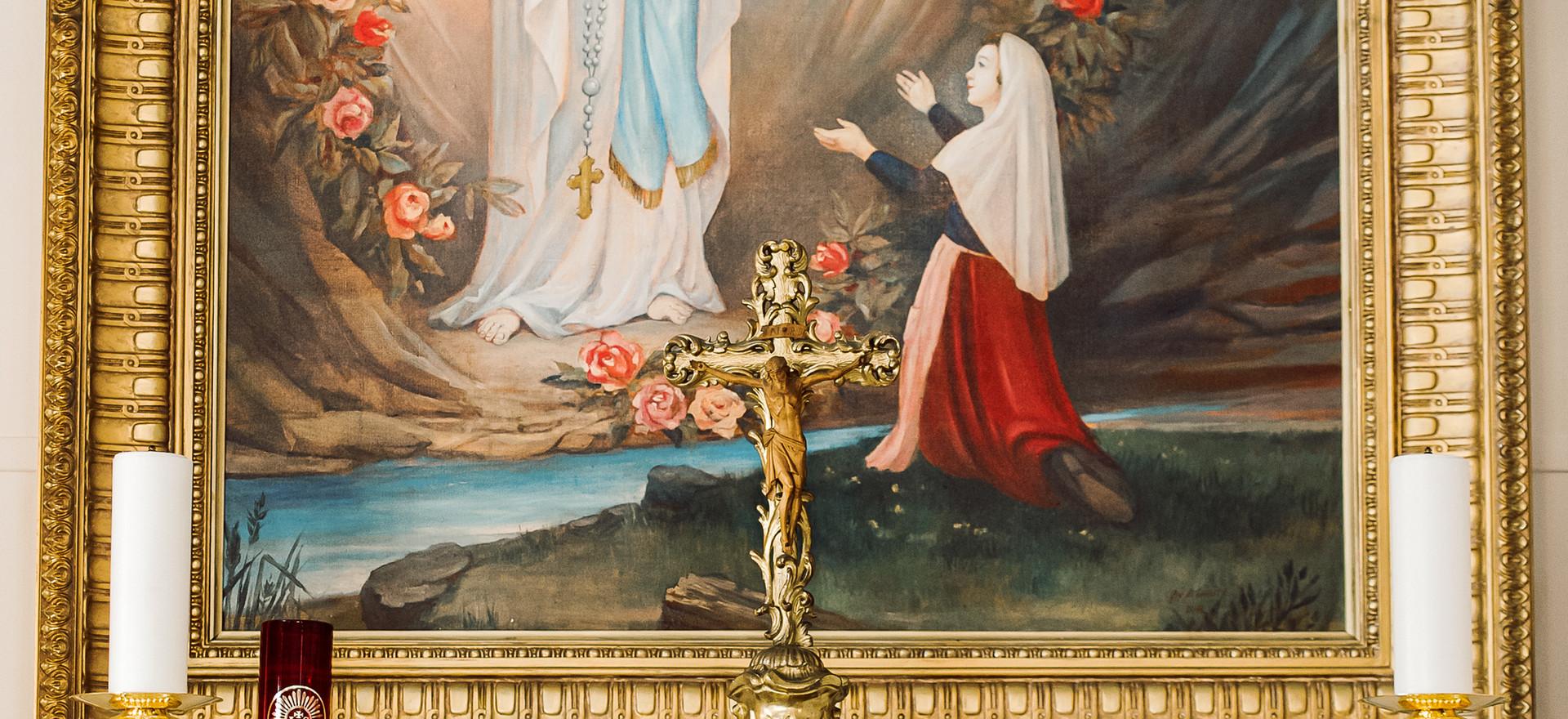 Sv. Bernadete