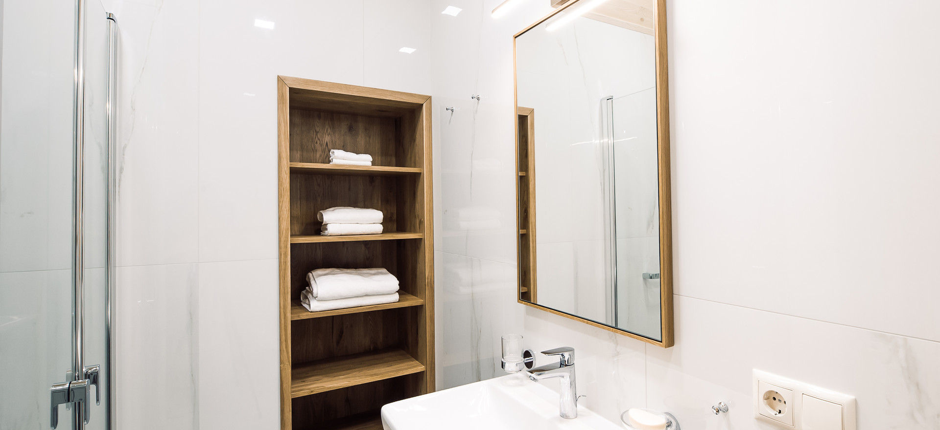 Standarta numura vannas istaba