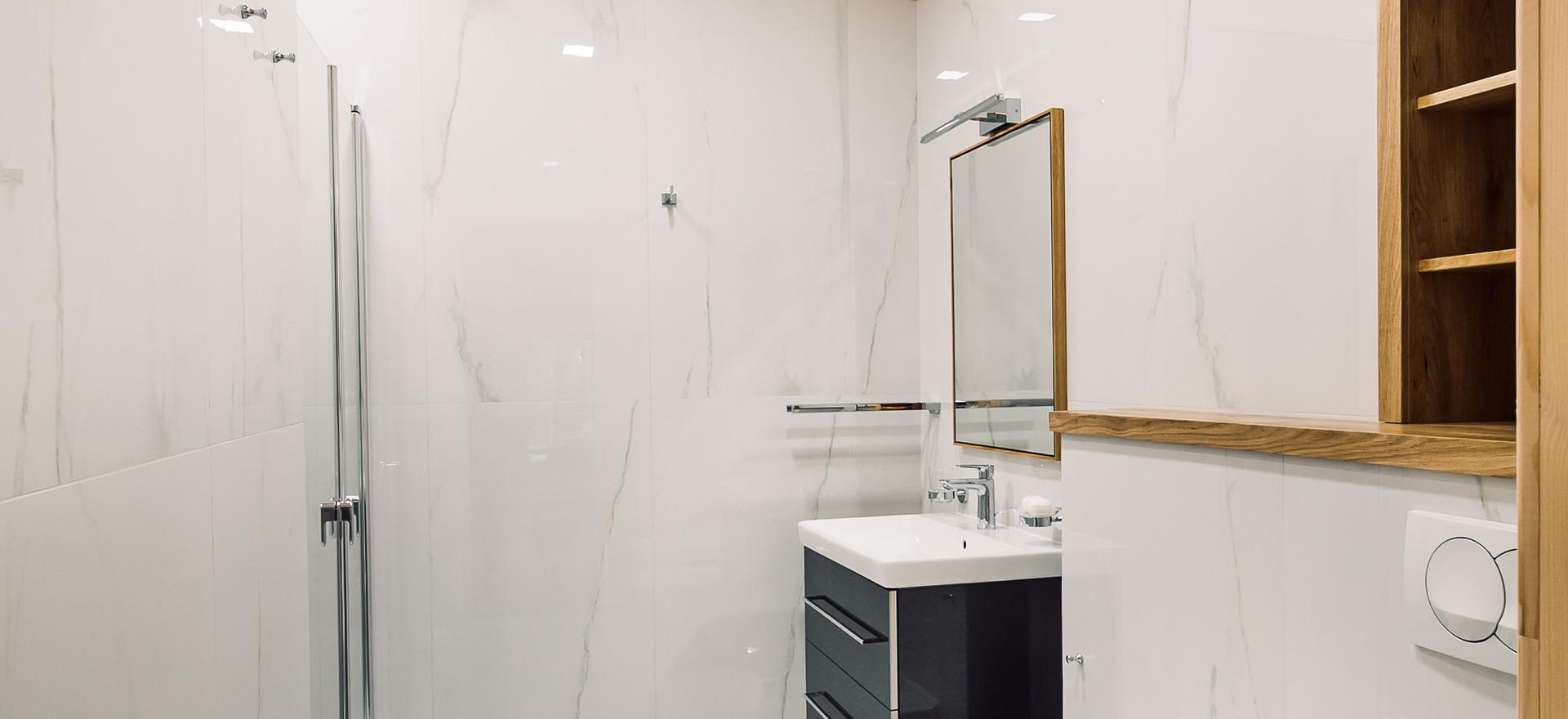 Luksus numura vannas istaba