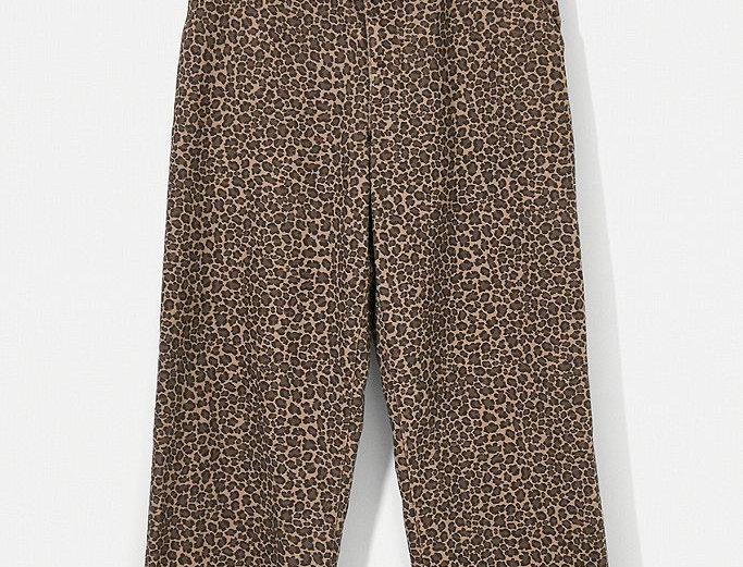Recycled Animal Trousers