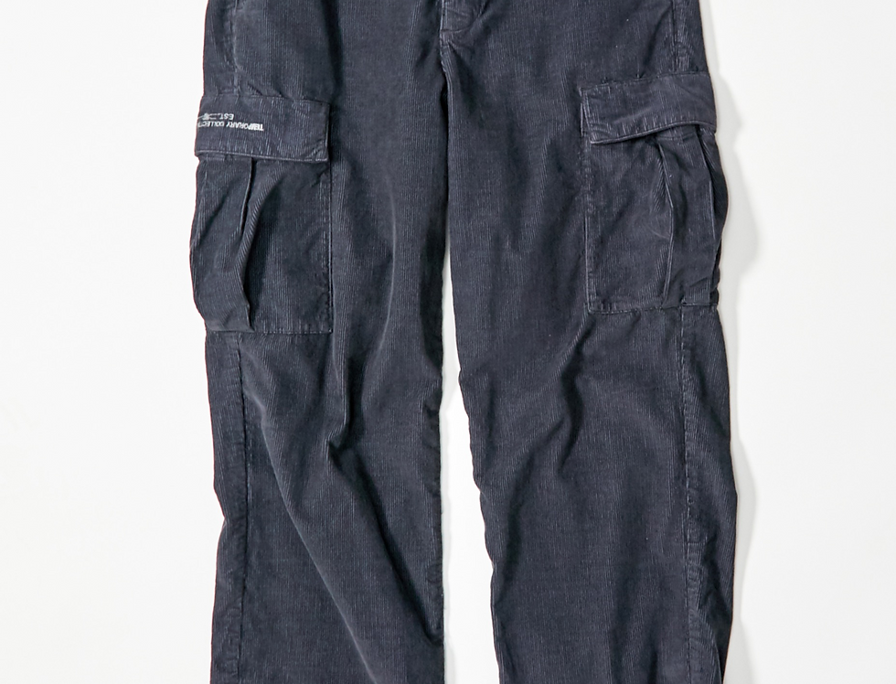 Recycled Cord Blade Trousers