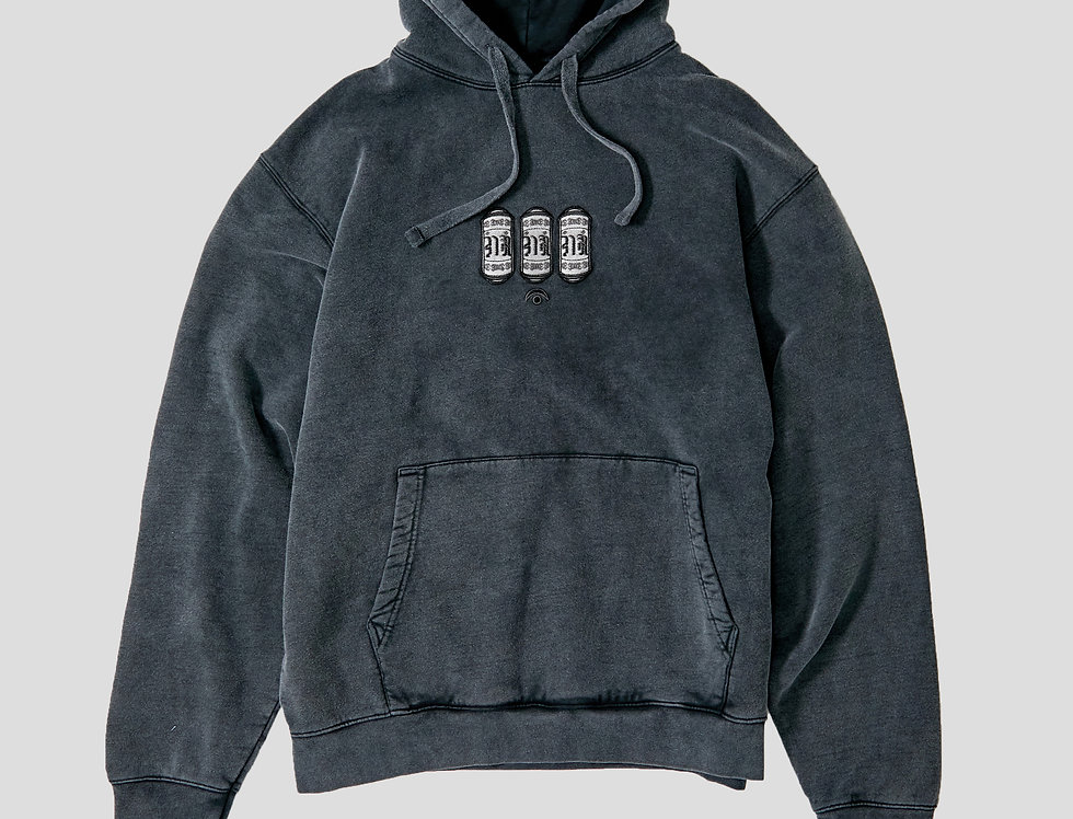 Embroidered Spark Up Hoodie