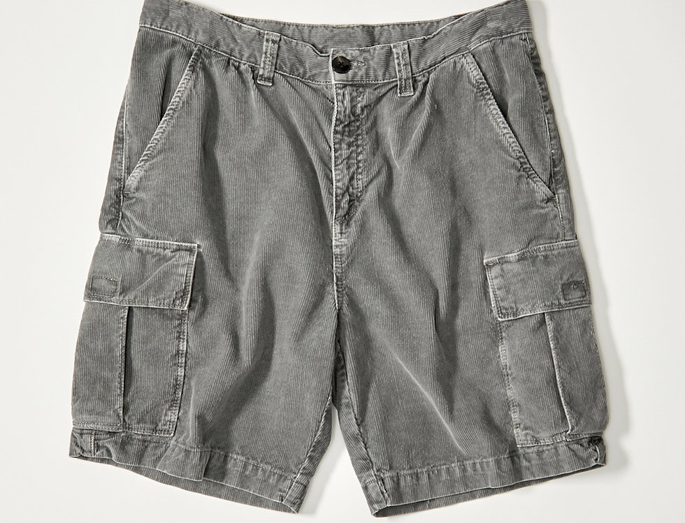 Recycled Cord Blade Shorts