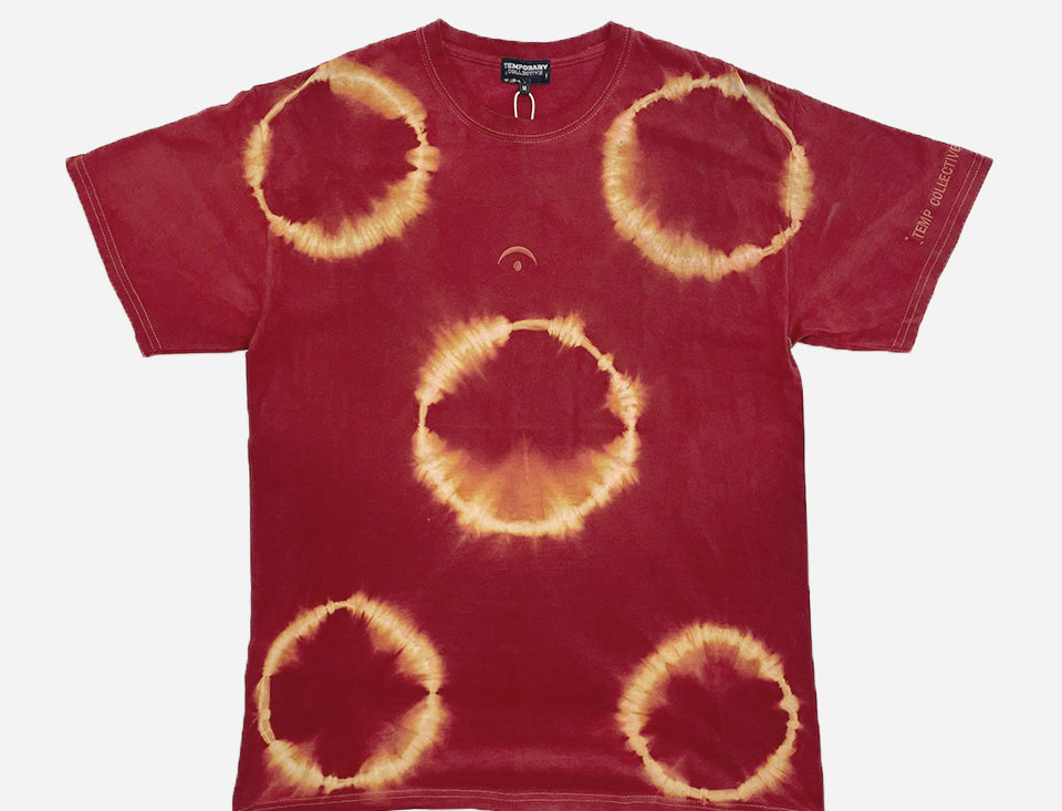 Red Natural Dye T