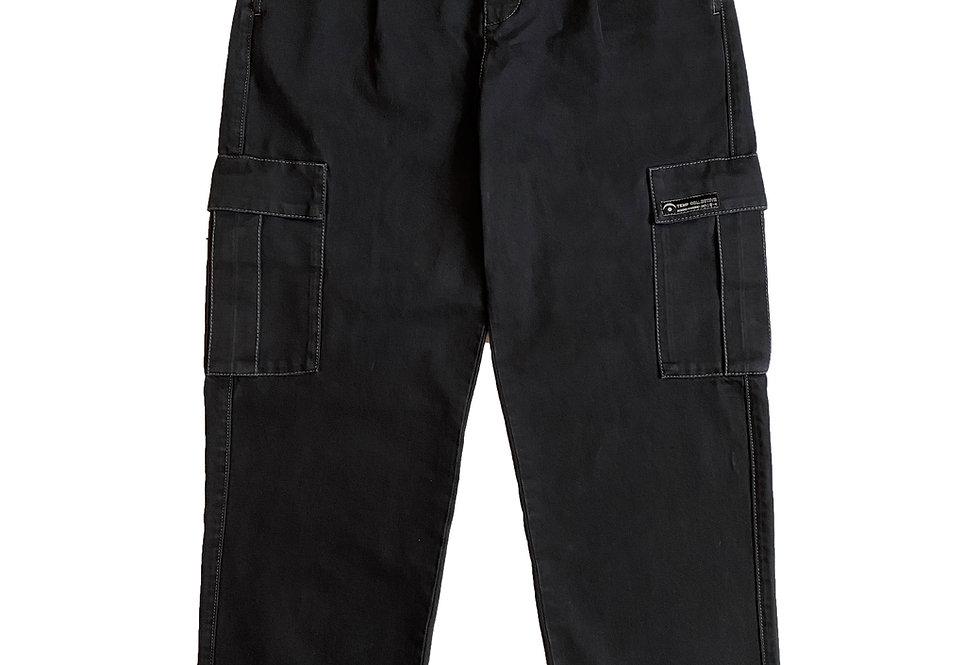 Organic Cargo Pants