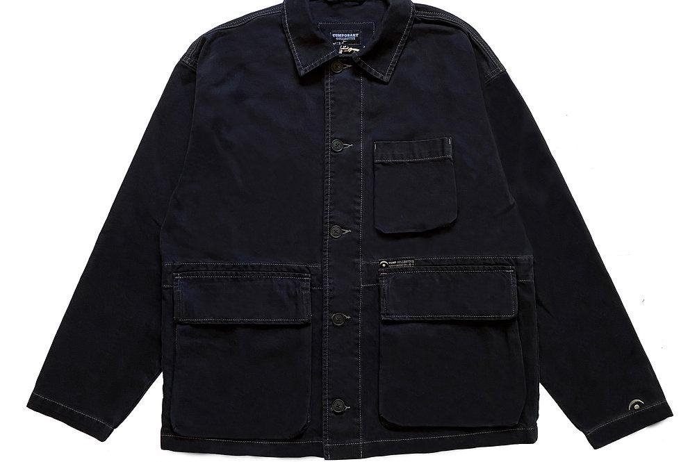 Organic Twill Worker Jacket