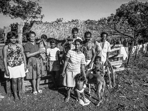 Familia - Brejinho de Nazaré - TO - 1989