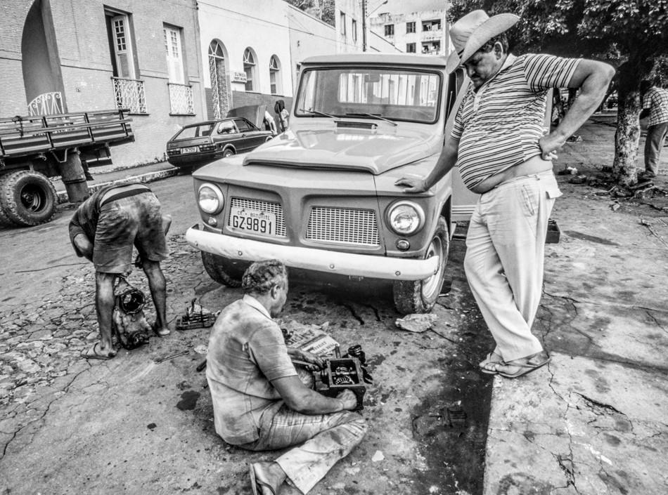 Mecânico - Baturité - CE - 1987