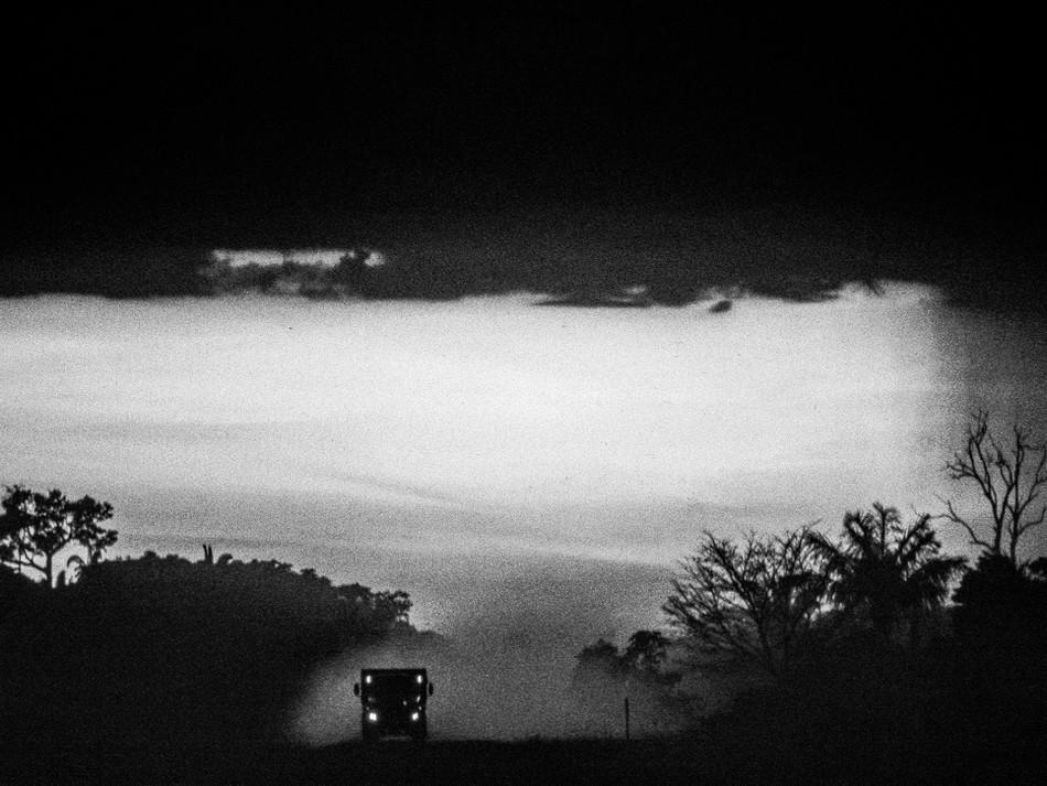 Chuva na Transamazônica - AM - 1989