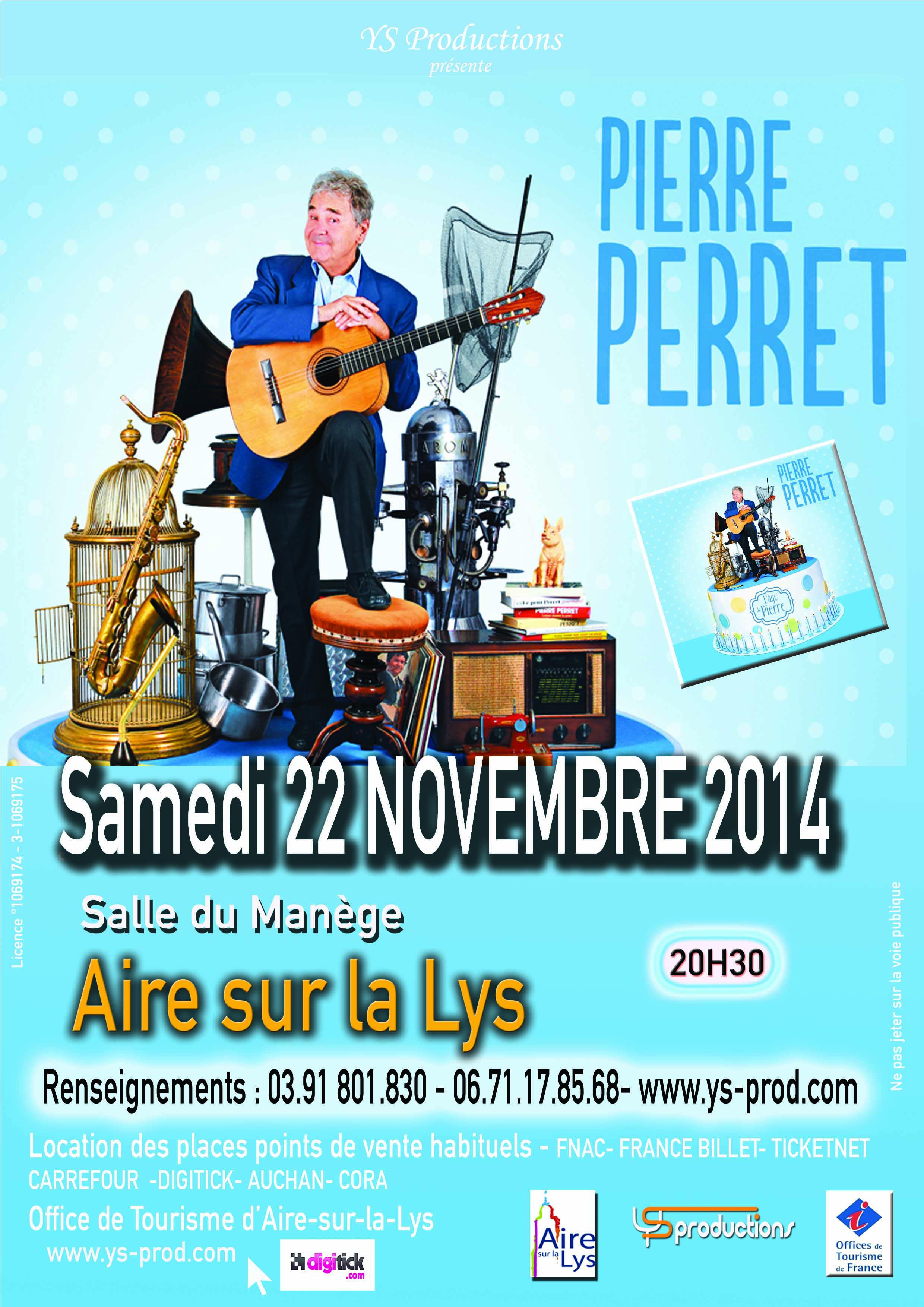 Concert Pierre Perret Aire 3-1