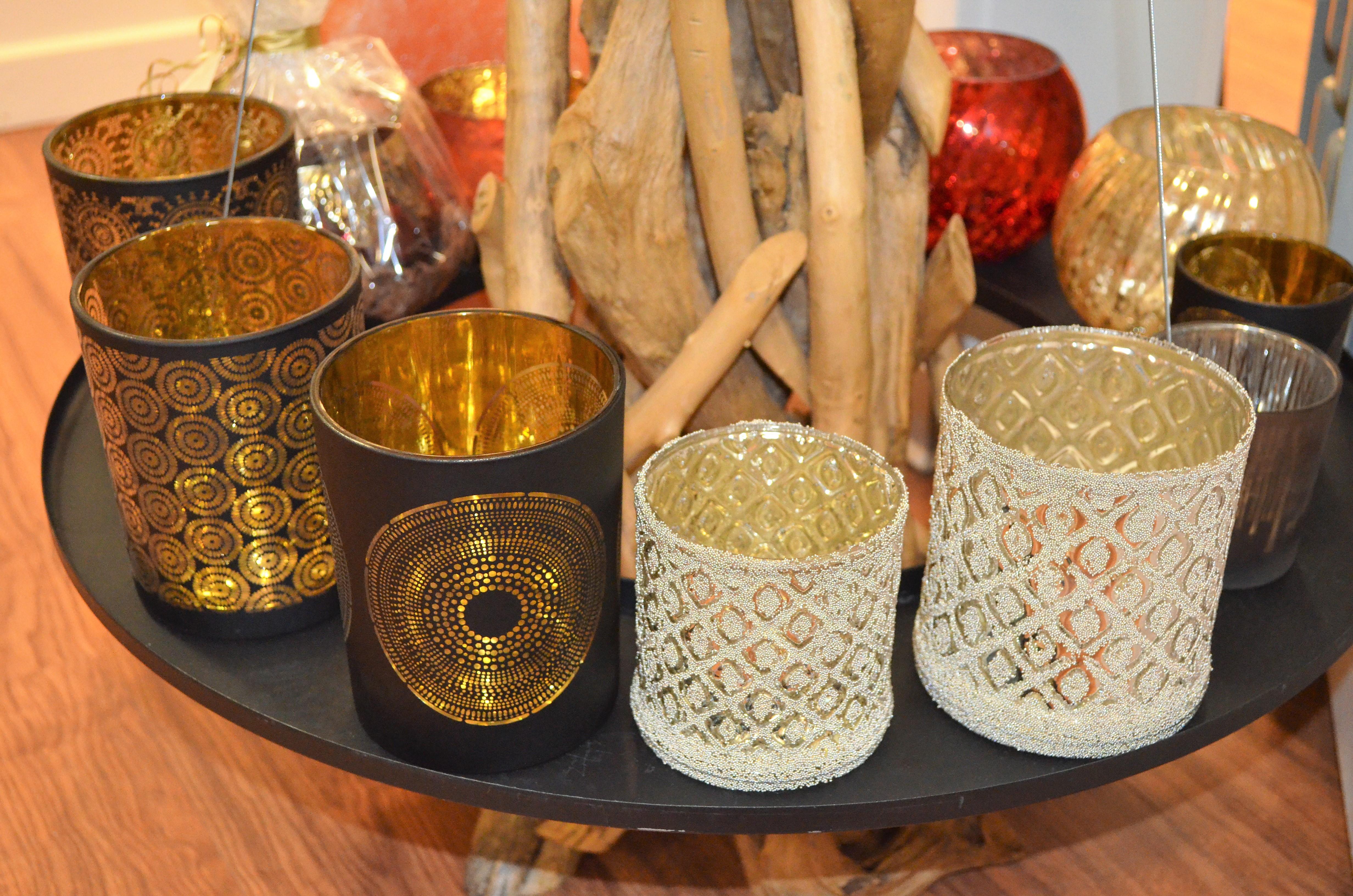 Dekorative Teelicht Halter