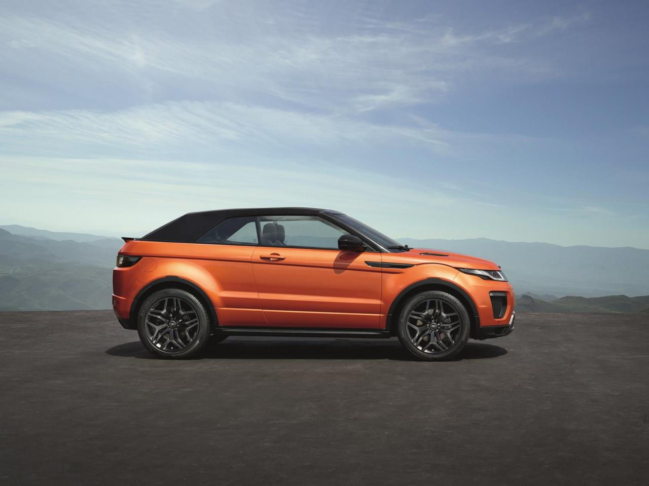 2018 Land Rover Evoque Convertible Suv Launched In India Price And