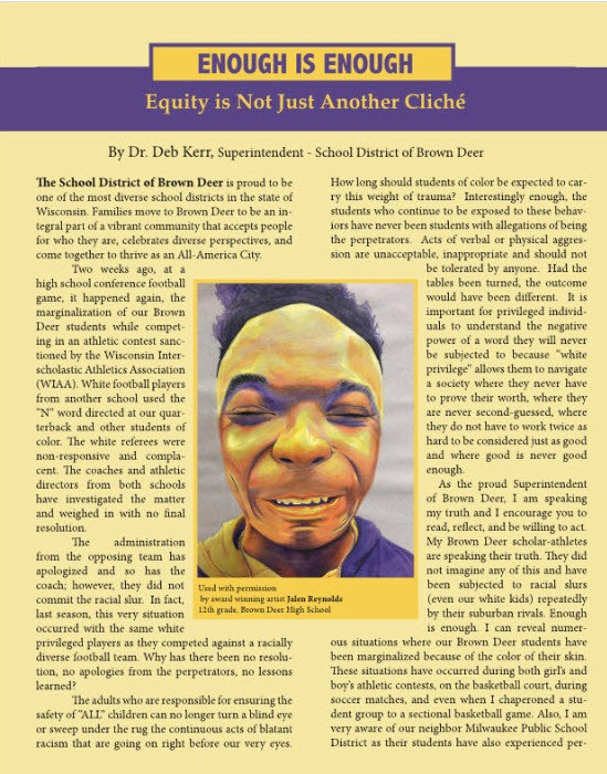 equity school survey