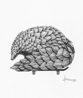 """Peter Pangolin"""